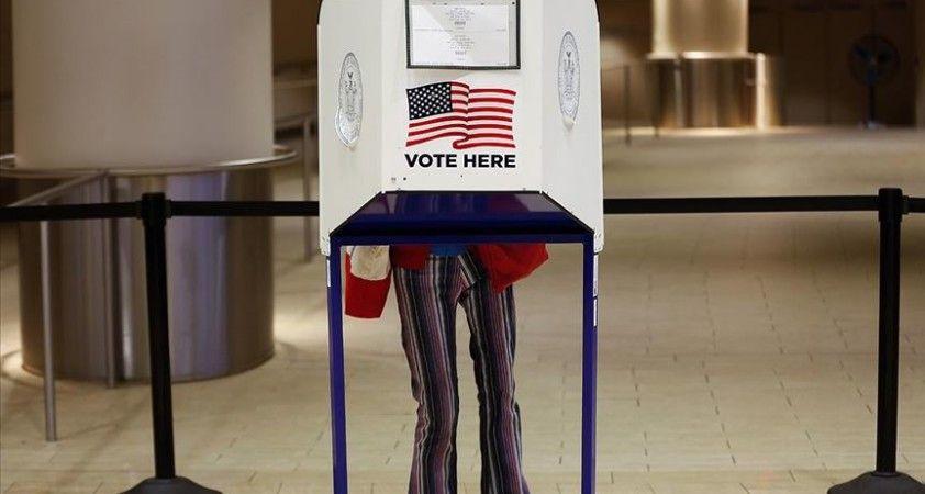 ABD'de başkanlık seçimleri için şu ana kadar 56 milyondan fazla oy kullanıldı