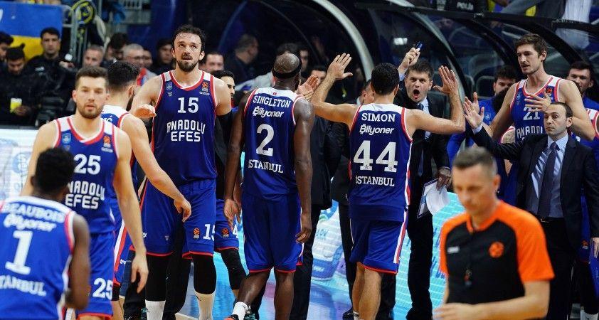 Anadolu Efes, THY Euroleague'de sezonu Zenit karşısında açacak