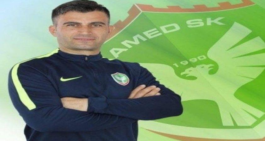 Amedspor, İbrahim Cezayir'e emanet
