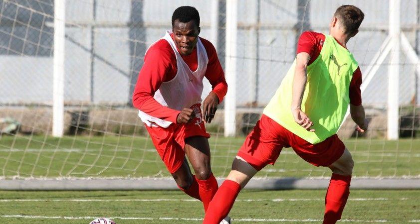 Sivasspor, Başakşehir maçı hazırlıklarına başladı