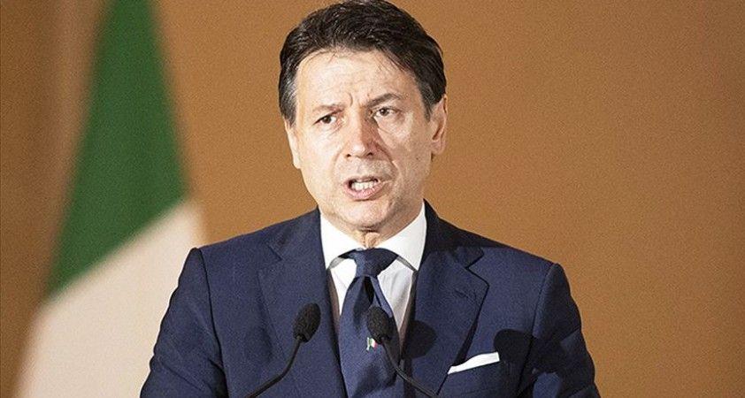 İtalya Başbakanı Conte AB'nin Kovid-19'la ilgili ekonomik paketi üzerinde uzlaşma bekliyor