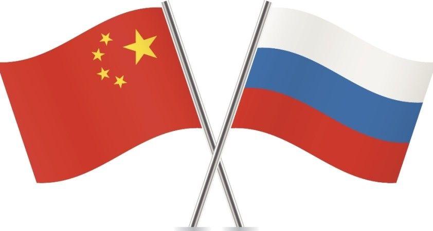 Rus ve Çin donanmalarından Pasifik'te ortak devriye