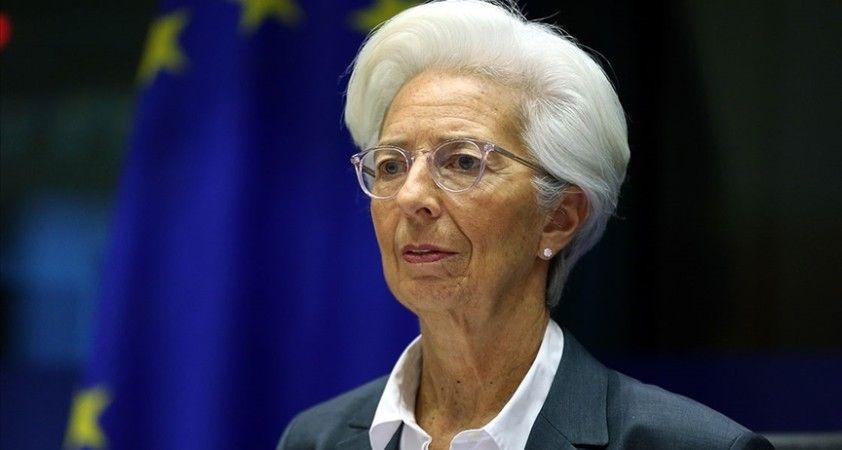 ECB Başkanı Lagarde: Avrupa Kurtarma Fonu'nun gecikme olmadan hayata geçmesi önemli