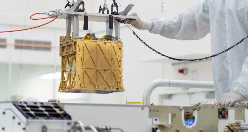 NASA'dan tarihi adım: Mars'ta oksijen üretildi