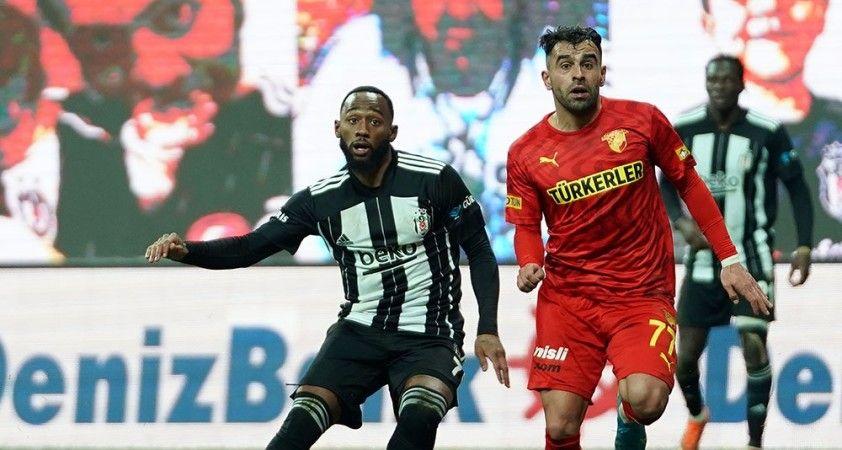 Süper Lig: Beşiktaş: 2 - Göztepe: 1 (Maç sonucu)