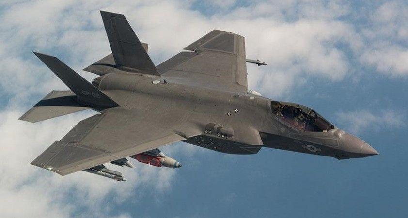 Lockheed Martin, ABD'ye 2022'de beklenenden daha az F-35 teslim edecek
