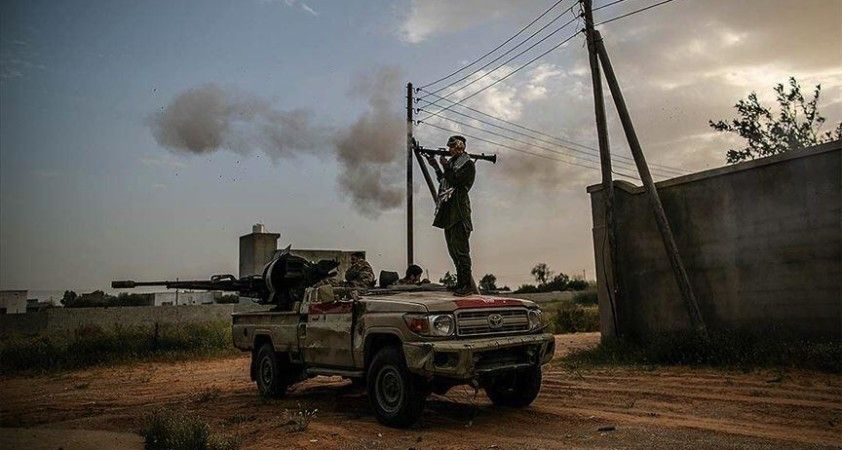Libya Ulusal Mutabakat Hükümeti Trablus'ta kontrolü sağladı