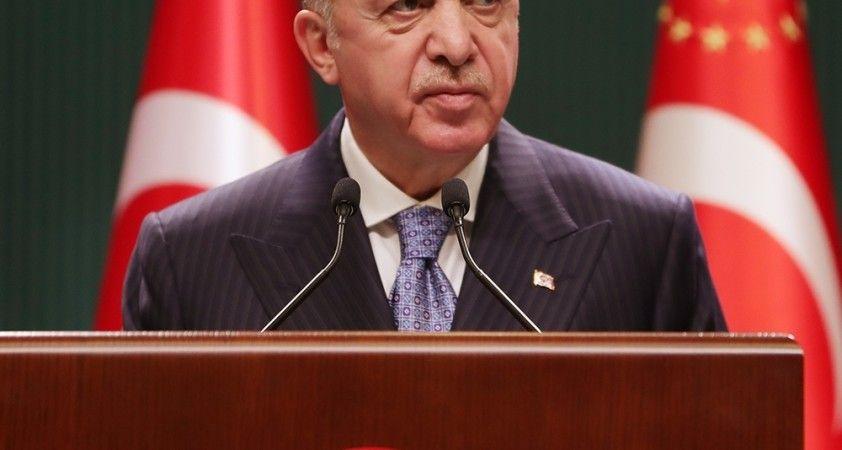 """Cumhurbaşkanı Erdoğan: """"Değerli devlet adamı Yıldırım Akbulut'un vefatı bizleri derinden üzdü"""