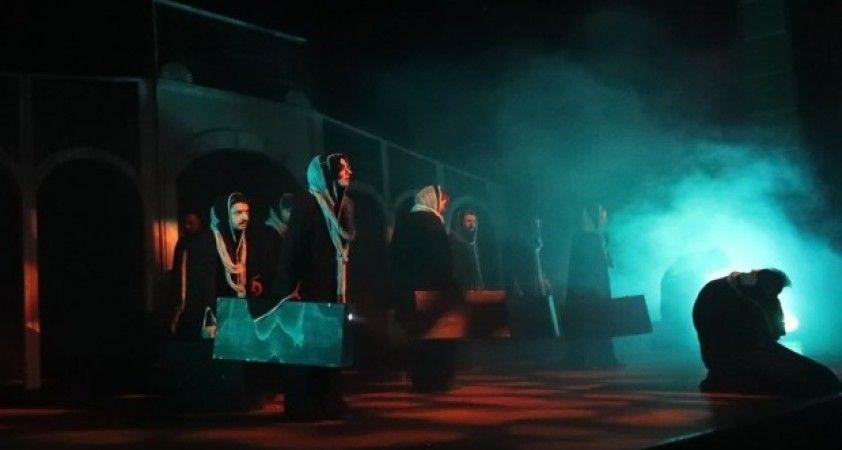 'Uyan' Amasya'da sahnelendi
