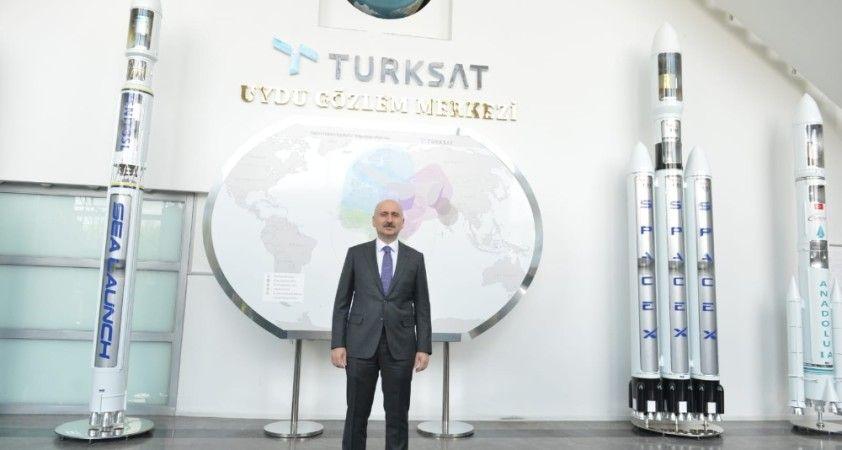 Ulaştırma ve Altyapı Bakanlığı, uzay çalışmalarına teşvik edici projeler için çalışıyor
