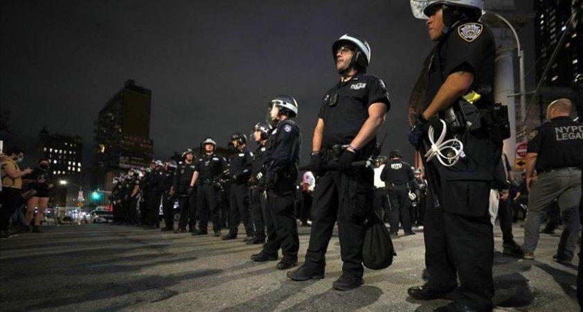 New York'ta polis departmanının bütçesinden 1 milyar dolar kesinti yapılacak