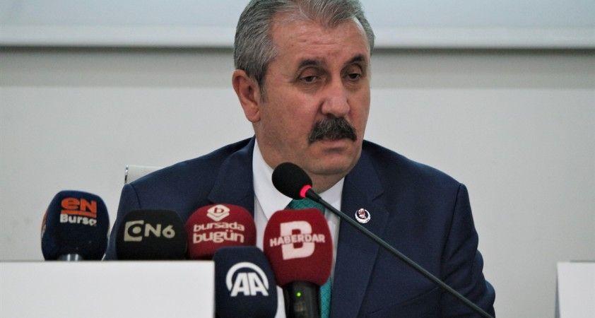 Destici: Türkiye'de 'Kürt sorunu' diye bir sorun yok ki