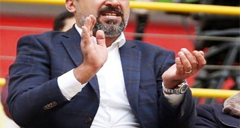 Kayserispor'da şok istifa
