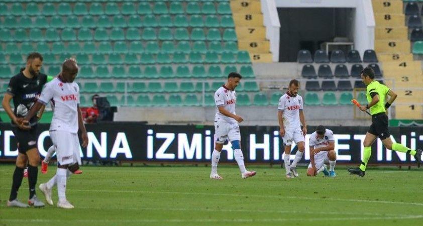 Trabzonspor sezona iyi başlayamadı