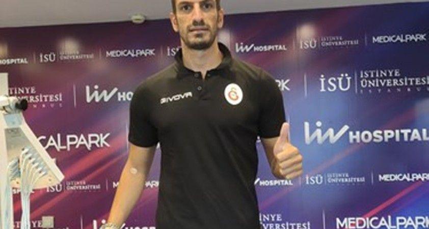Galatasaray Basketbol Takımı'nda sağlık kontrolleri başladı