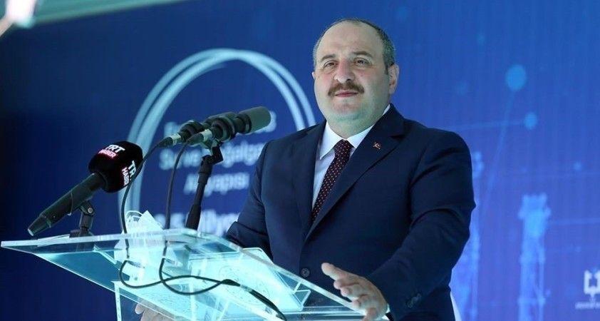 """""""Türkiye rüzgar türbini ekipman üretimi yapan büyük ölçekli tesisleriyle Avrupa'da ilk 5'te yer alıyor"""""""