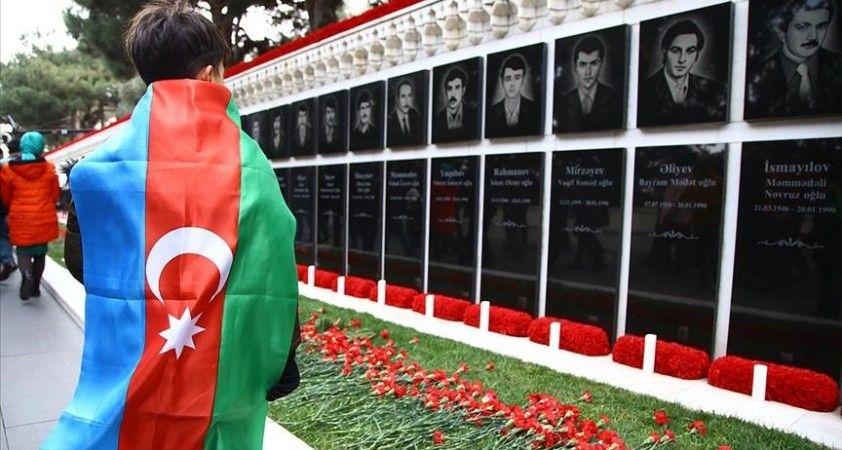 Azerbaycan'ın bağımsızlığının dönüm noktası 'Kanlı Ocak'