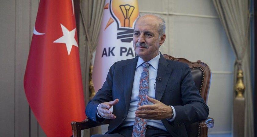AK Parti Genel Başkanvekili Kurtulmuş: Her hal ve şart altında Azerbaycan'ın yanındayız