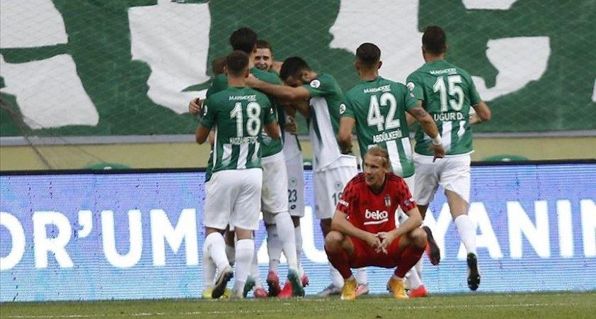 Beşiktaş savunmada güven vermedi