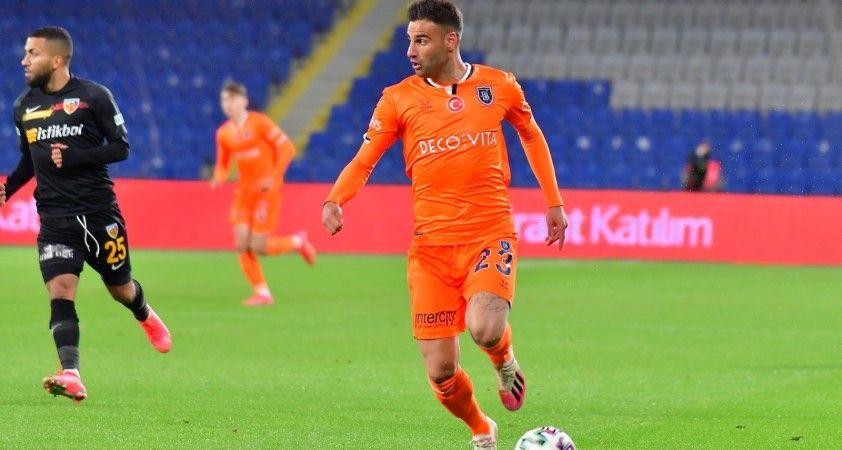 Süper Lig: Medipol Başakşehir: 0 - Kayserispor: 0 (İlk yarı)