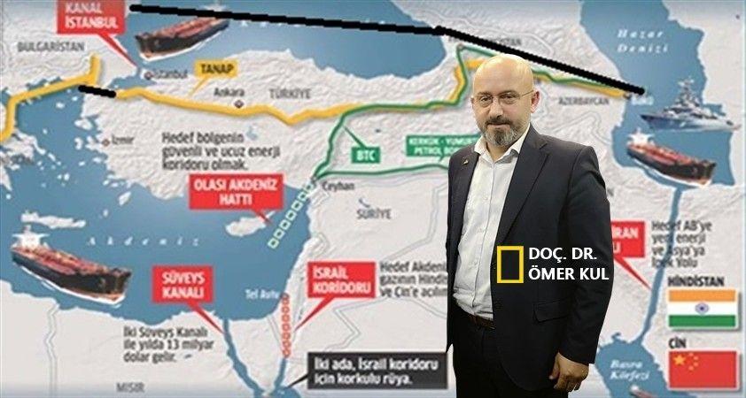 Yeni dünya düzeni\'nde yeni paylaşım alanları: \'Kanal savaşlarına hazır olun\' (2)