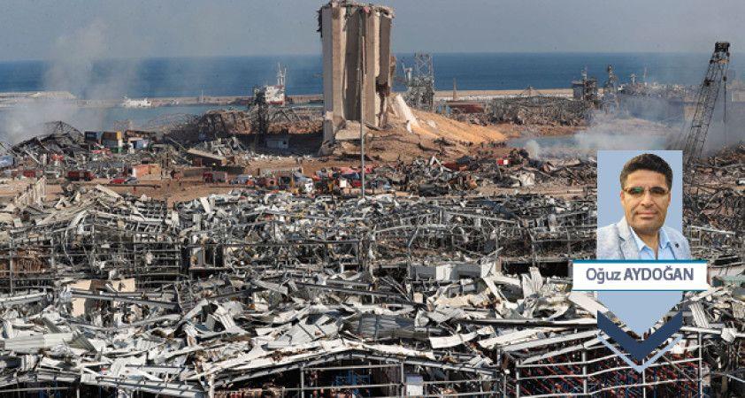 Gönül Coğrafyamız 'Yüreğimden Selam Olsun Beyrut'a..!