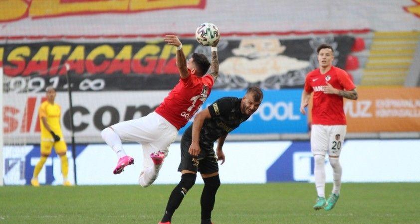 Göztepe, Gaziantep FK ile 2-2 berabere kaldı