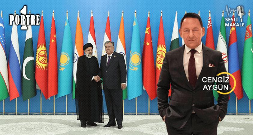Bayram değil/seyran değil; İran, Şanghay İşbirliği Örgütü'ne kabul edildi!