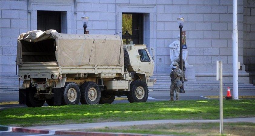 Beyaz Saray: Tedarik zinciri krizinde Ulusal Muhafızların kullanılması aktif olarak düşünülmüyor