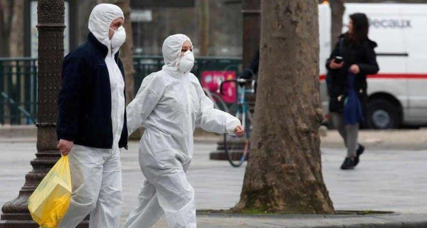 Fransa'da koronadan ölenlerin sayısı 5 bini aştı