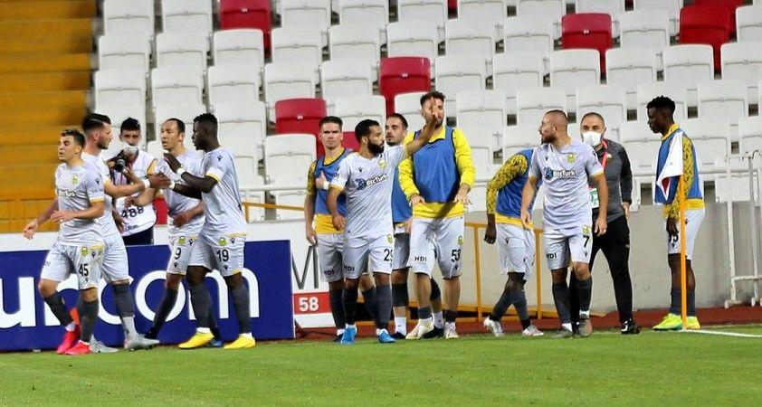 Yeni Malatyaspor deplasmanda galip