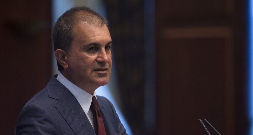 AK Parti Sözcüsü Çelik: Fransa suçtan kurtulma telaşıyla söz üretiyor