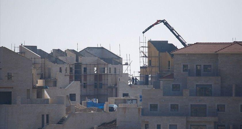 Almanya'dan İsrail'e 'Doğu Kudüs ve Batı Şeria'daki yeni yerleşimlerin inşasını durdurun' çağrısı