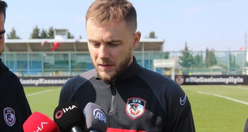 """Alexandru Maxim: """"Beşiktaş maçından 3 puan alabileceğimizi düşünüyorum"""""""