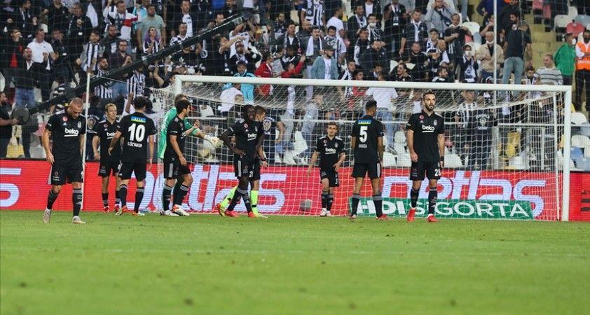 Beşiktaş'tan sakat ve hasta oyuncuların durumuyla ilgili açıklama