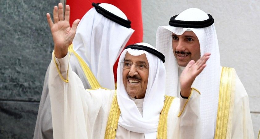 Hayatını kaybeden Kuveyt Emiri es-Sabah'ın naaşı yarın Kuveyt'e getirilecek