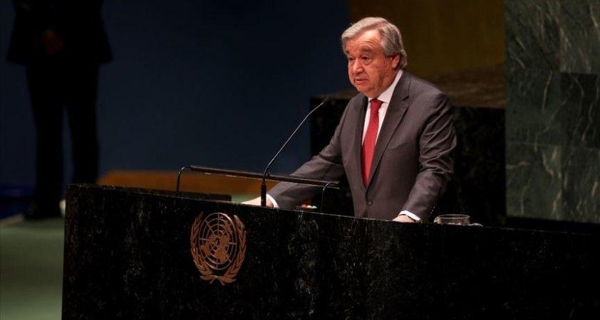 Pakistan, Hindistan'ı 'terörü finanse etmekle' suçladığı dosyayı BM Genel Sekreteri'ne teslim etti