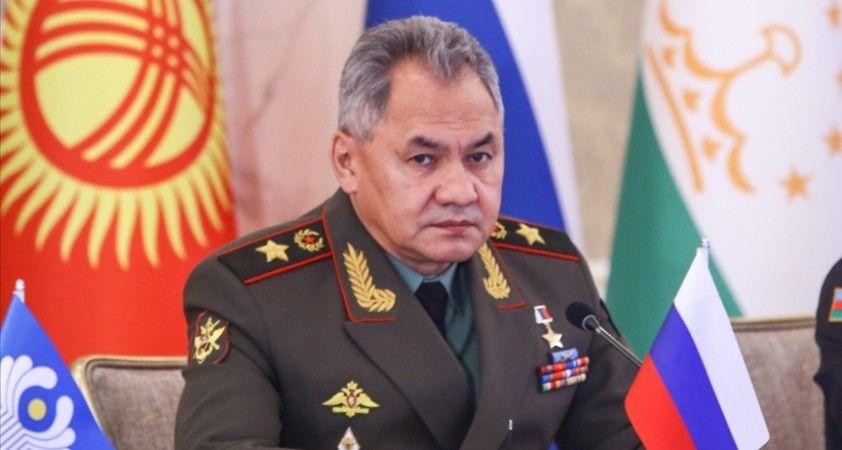 Rusya Savunma Bakanı Şoygu: ABD ve NATO, Karadeniz'de kışkırtıcı faaliyetlerini sürdürüyor