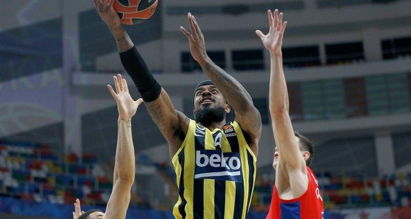 THY Euroleague: CSKA Moskova: 92 - Fenerbahçe Beko: 76