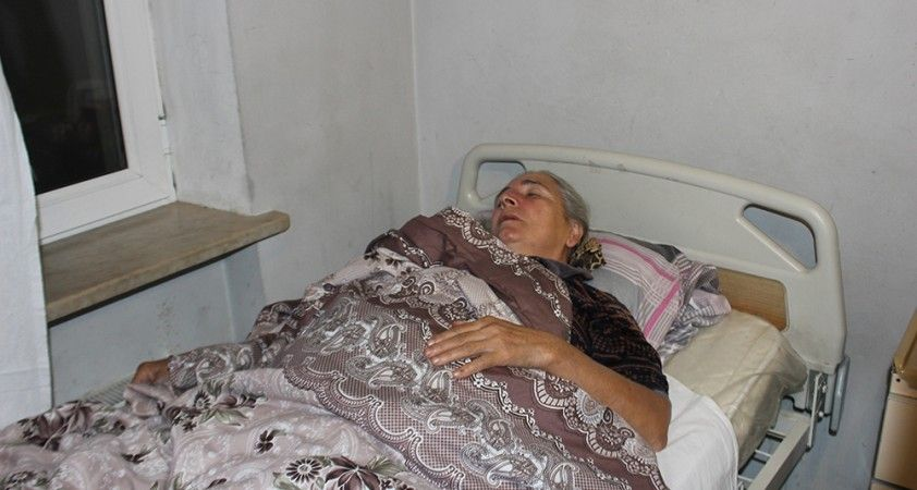 Berde'deki roketli saldırıda yaralanan siviller korku dolu anları anlattı