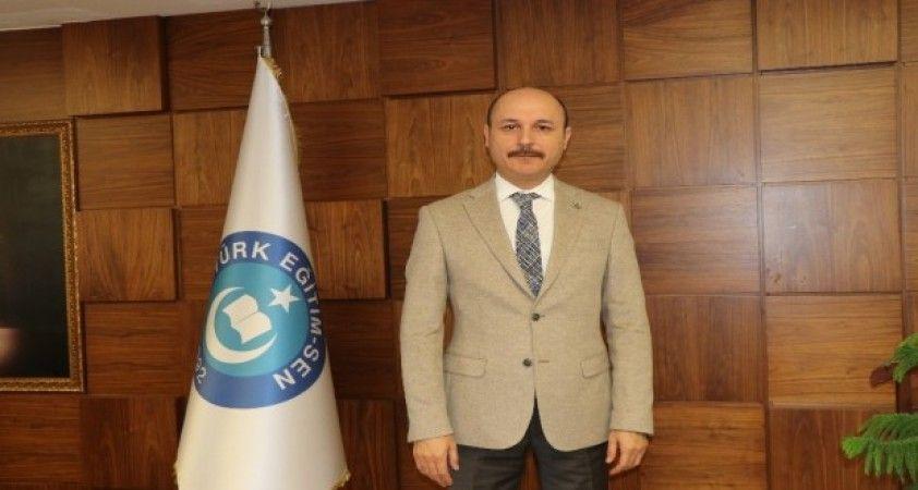 """Türk Eğitim-Sen Genel Başkanı Geylan: """"YÖK akademik teşvik ödeme sürecinde yaşanan garabete son"""""""