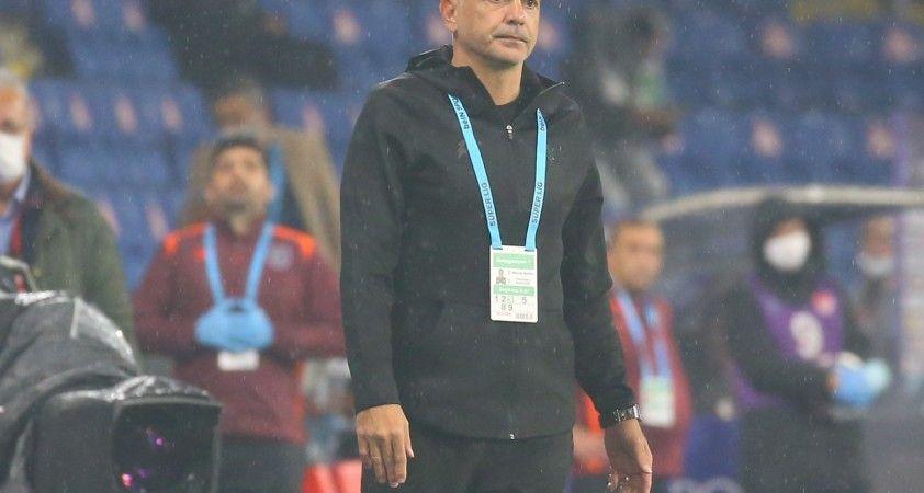 """Murat Şahin: """"İstemediğimiz bir mağlubiyetti, üzgünüz"""""""