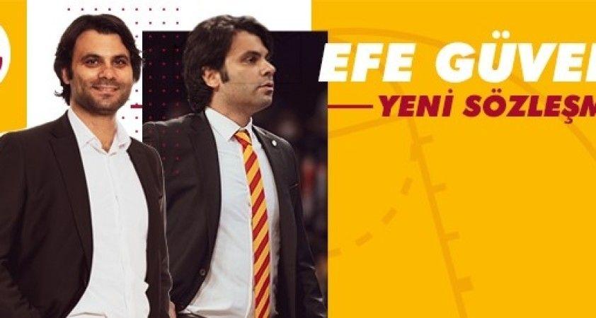 Galatasaray, Efe Güven ile yeni sözleşme imzaladı