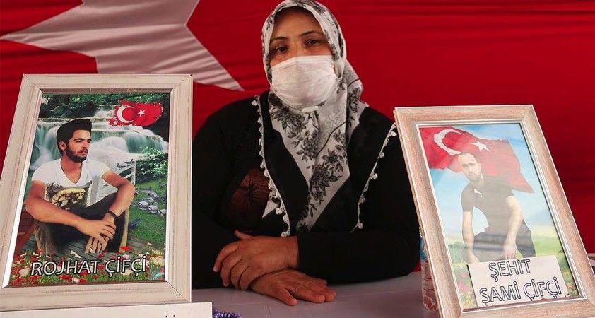 Diyarbakır annelerinden Çiftçi: Yeter artık çocuklarımızı versinler