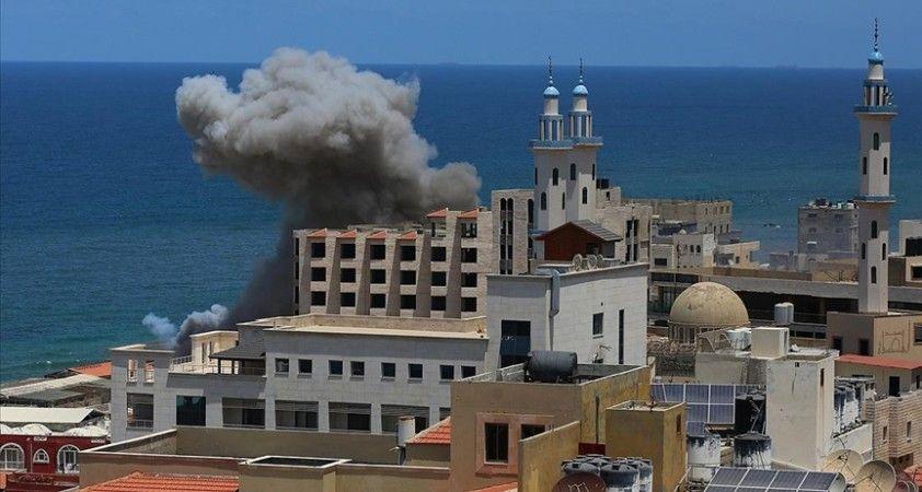 İsrail'in Gazze'ye saldırısında biri çocuk 2 kişi daha hayatını kaybetti