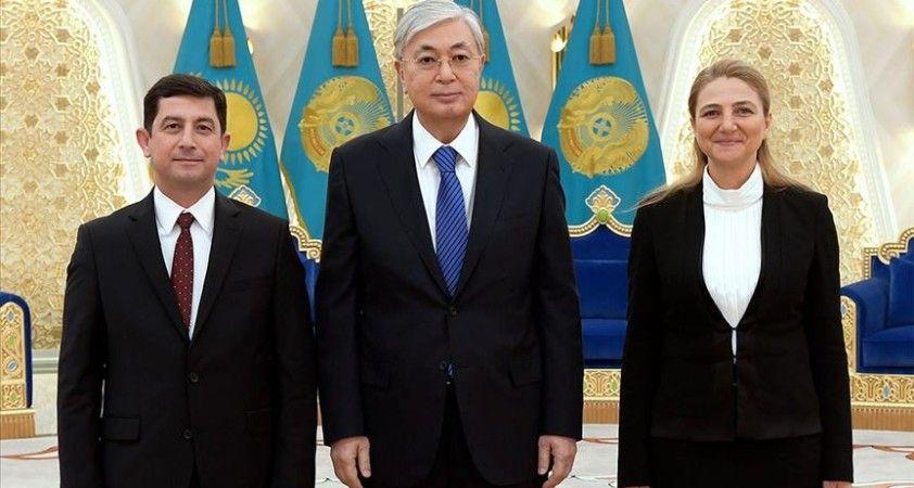 Türkiye'nin Nur Sultan Büyükelçisi Ekici: Kazakistan'a salgınla mücadelede her zaman yardım etmeye hazırız