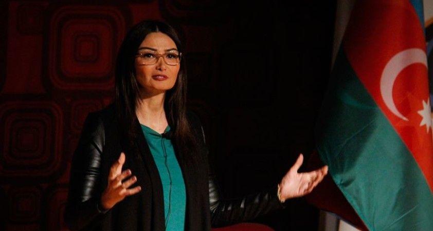 Milletvekili Ganire Paşayeva: Biz Fransızlardan az değiliz, onlardan daha çoğuz