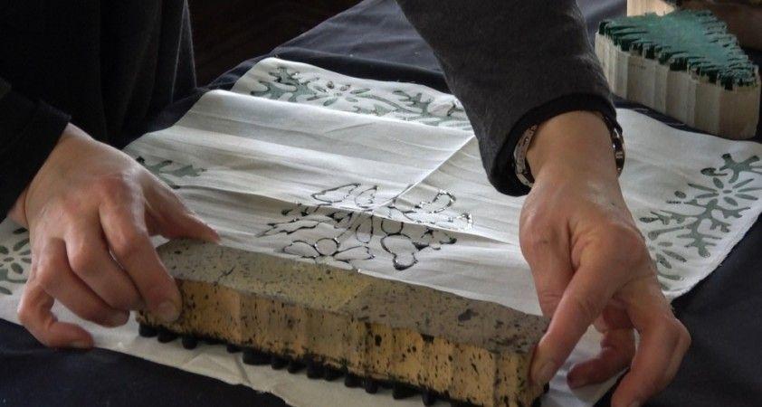 Hititler'den günümüze kadar ulaşan taş baskı sanatı, dünyaya pazarlanacak