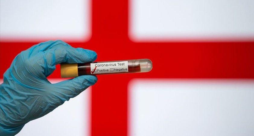 İngiltere'de koronavirüs sebebiyle son 24 saatte 980 kişi yaşamını yitirdi