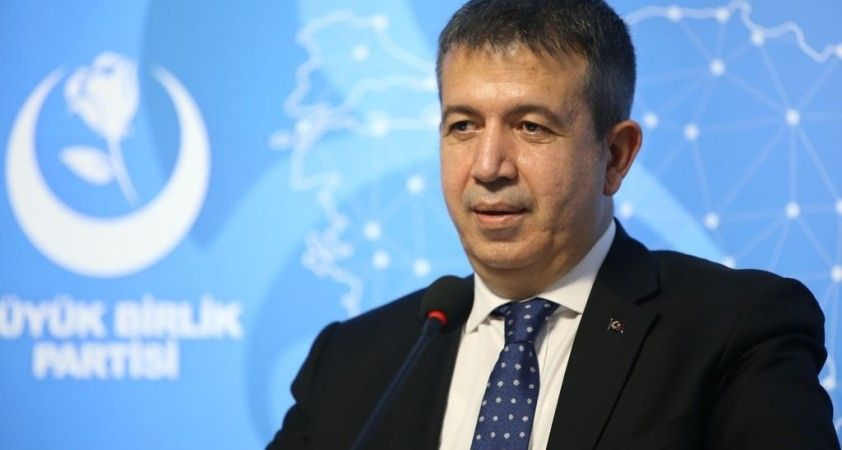 BBP Genel Başkan Yardımcısı İspir'den CHP'li Bekaroğluna cevap: 'Haddini bil'